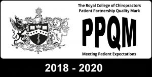 Royal College of Chiropractors Patient Partnership Quality Mark