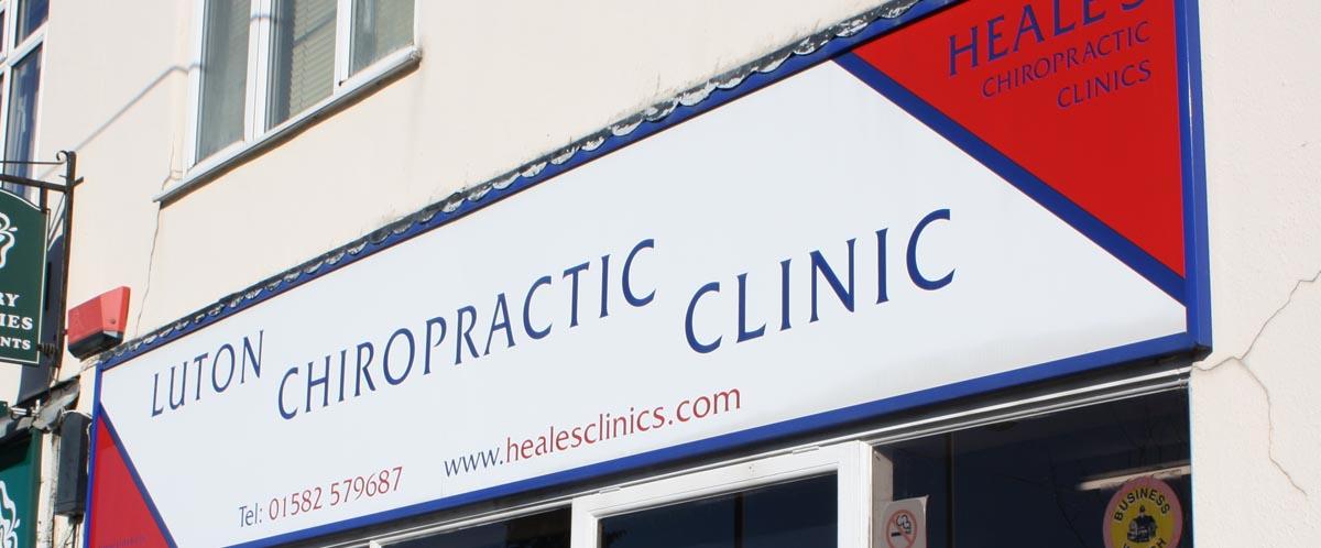 Luton Chiropractic Clinic External