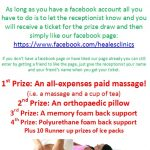 New Facebook Competition!
